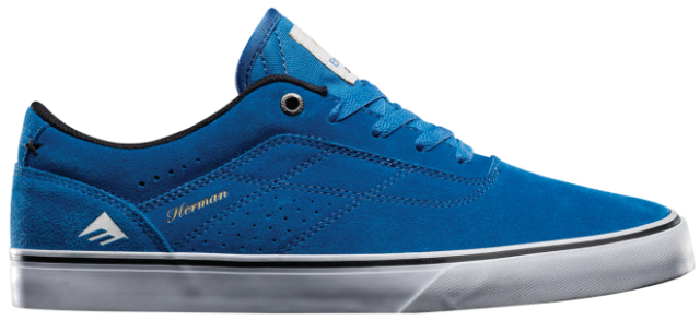 herman g6 vulc florecent blue