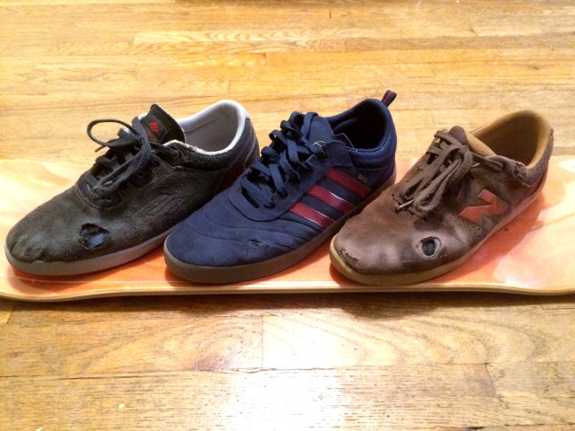 cupsole shoe review battle pj ladd suciu westgate emerica adidas new balance numeric skateboarding