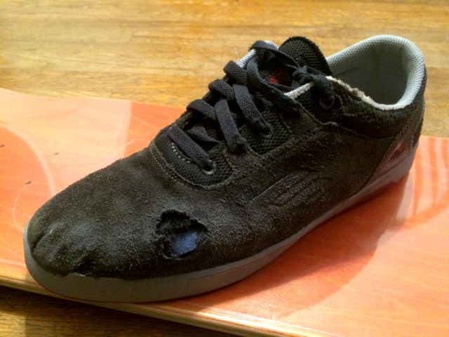 emerica brandon westgate cc  cupsole skate shoe review