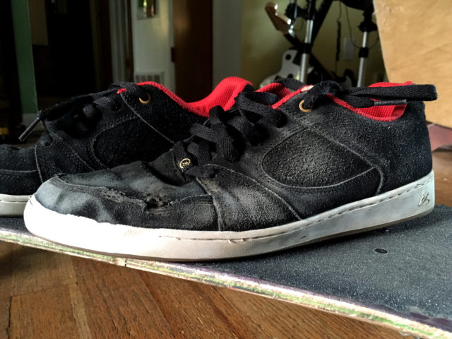es accel slim footwear skateboarding shoe review cupsole