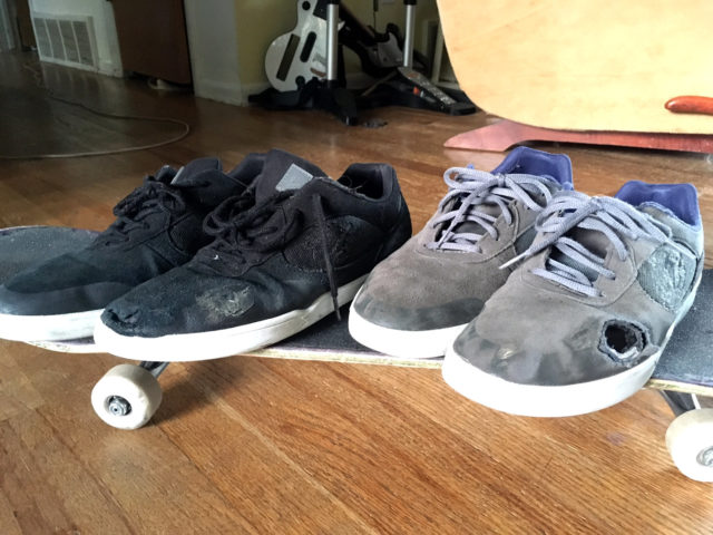 es swift skate shoe review skateboarding footwear