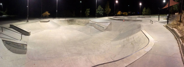 louisville skatepark colorado